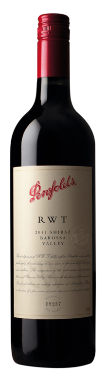 Luxury RWT Shiraz 2015