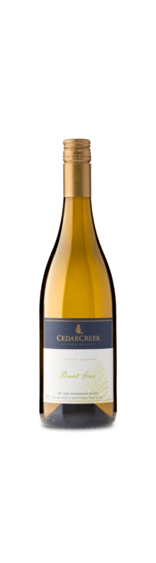 CedarCreek Estate Pinot Gris Lot 87  2018