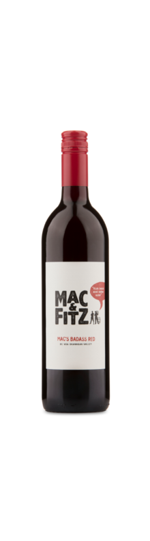 Mac & Fitz Mac's Badass Red  2017
