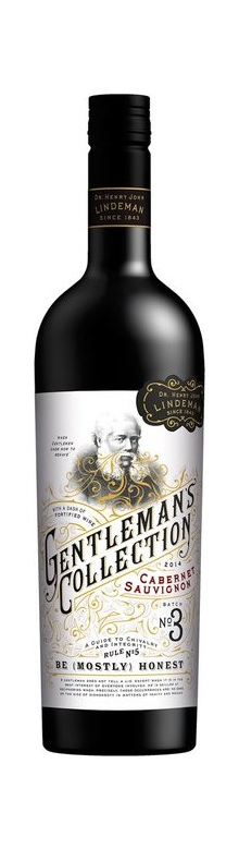 Gentleman's Collection Cabernet Sauvignon 2016