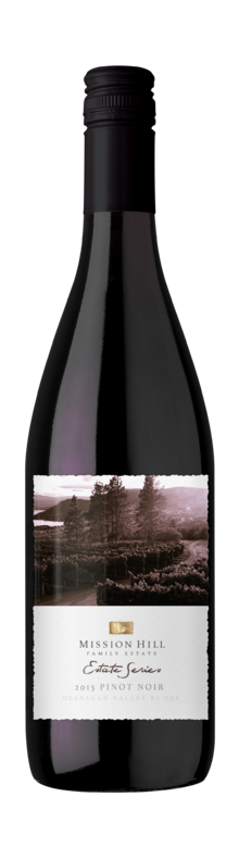Estate Serie Pinot Noir 2015