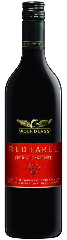 Red Label Shiraz Cabernet Sauvignon
