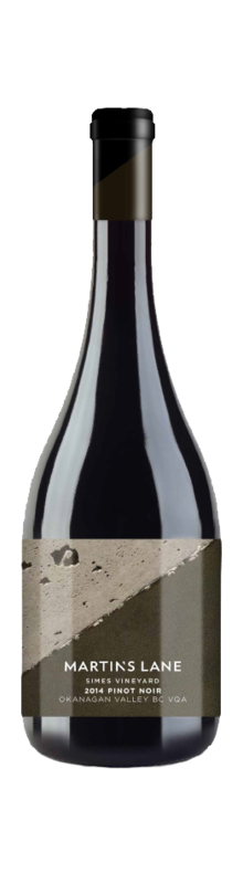 Simes Vineyard Pinot Noir 2014
